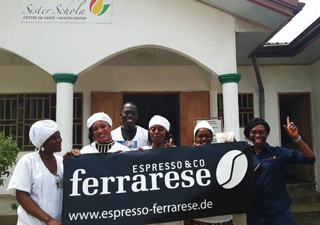 Gesundheitsprojekt in Afrika/Kamerun