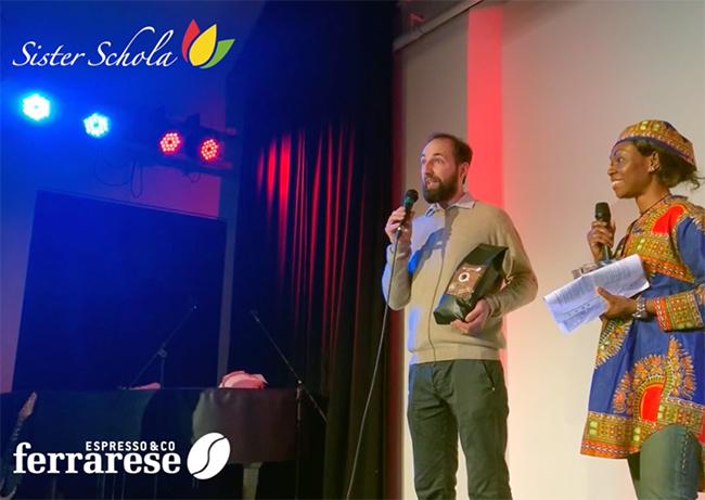 Benefiz-Veranstaltung in der Knabenschule Darmstadt