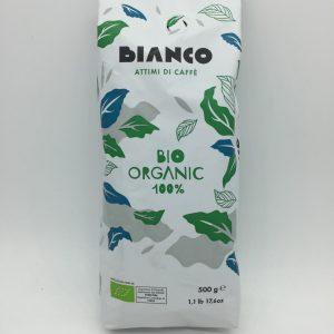 BIANCO - ganze Bohnen - Bio