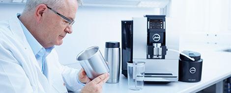Jura -  Edelstahl-Isoliermilchbehälter 0.4 l</br></br>