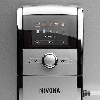 Nivona - Cafe Romatica 842