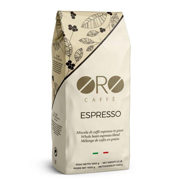 ORO - Caffè Espresso Bar Blend 1kg Bohnen