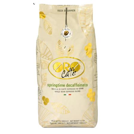 ORO - Caffè Springtime Decaffeinato 500g Bohnen