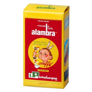 Passalacqua - Alambra 250g gemahlen