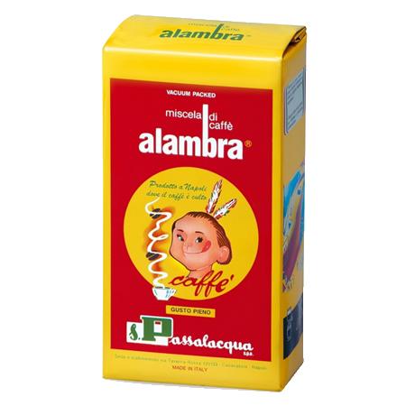 Passalacqua - Alambra 250g gemahlen</br></br>