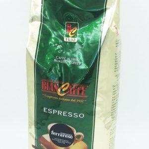 Biancaffé - Espresso mild 50% - 50% 1kg Bohnen
