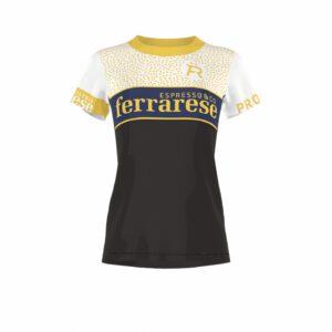 Frauen T-Shirt KA Runder Kragen
