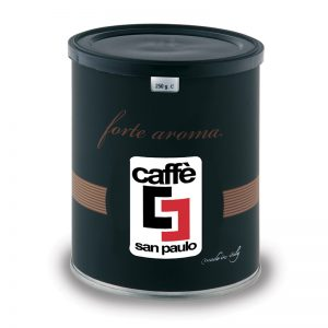 San Paulo - Forte Aroma 250g Bohnen