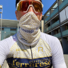 Schlauchschal für Sportler und als Masken-Ersatz